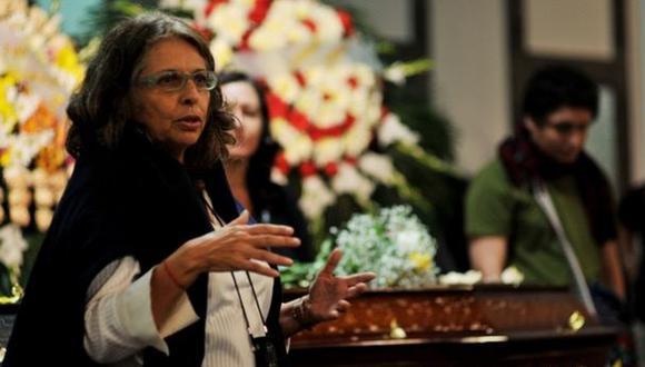 Lúcia Murat ha dirigido una decena de películas. Los temas recurrentes en ellas son la violencia y la mujer. Ella es una sobreviviente de la dictadura brasileña, pues estuvo tres años en prisión y bajo tortura. (Foto: Festival de Cine de Lima)