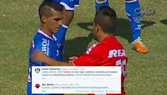 San Simón y Unión Comercio dieron un ejemplo al fútbol peruano