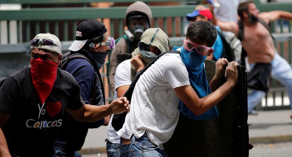 Venezuela: Las fotos más impactantes de la brutal represión - 23