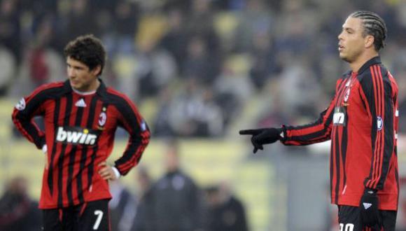 Alexandre Pato y la curiosa anécdota en el Milan con Ronaldo