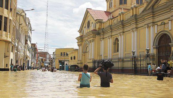 Piura: al menos 27 mil personas afectadas por el agua [EN VIVO] - 1