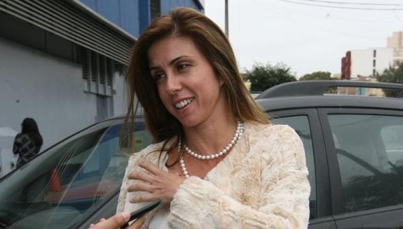 """Fiorella Cayo está """"muy feliz"""" por cifras de la primera vuelta"""