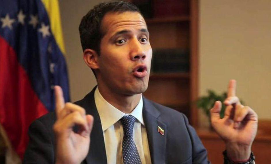 """Entrevista de Juan Guaidó con la BBC: """"Ninguno de los organismos de seguridad que el gobierno controla se ha atrevido a apresarme""""."""
