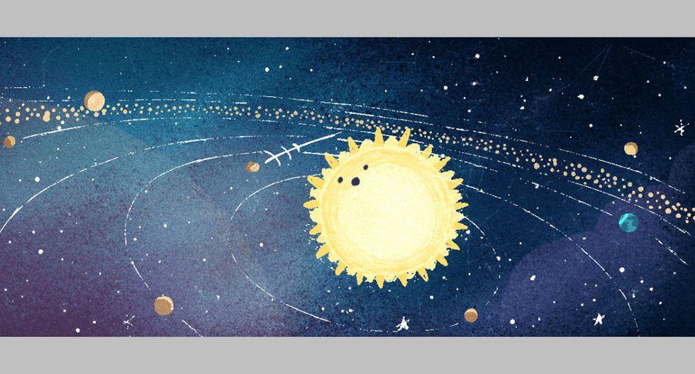 El 3.200 Faetón fue descubierto por primera vez a través de datos satelitales hace 35 años. (Foto: Google)