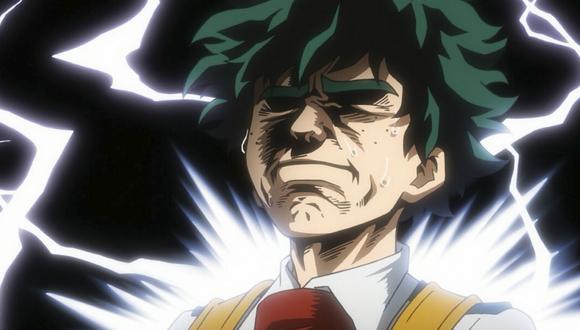 My Hero Academia 4x04: ¿cuándo podrá verse el capítulo 4 de la temporada 4 de Boku no Hero Academia? (Foto: Toho Animation)