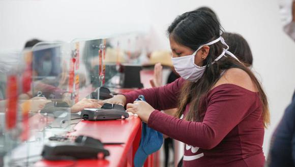 El bono de 600 soles ayudará a peruanos que se encuentran en un nivel de extrema pobreza. (Foto: GEC)