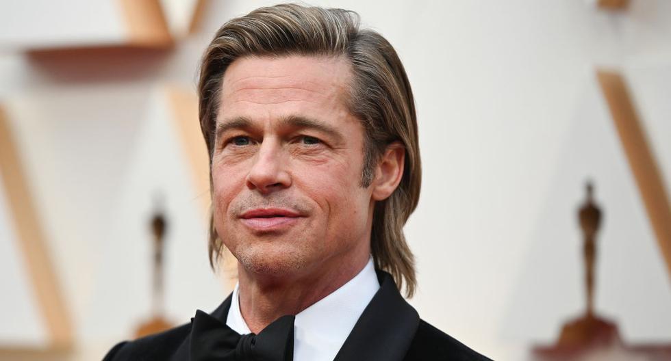 Brad Pitt mostró su lado más solidario ayudando a Jean Black, a quien conoce hace más de 30 años. (AFP).