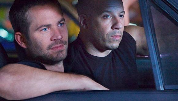 La rivalidad entre Dom y Brian se dio desde la primera película. Ambos competían por ser el mejor conductor de autos (Foto: Universal Pictures)