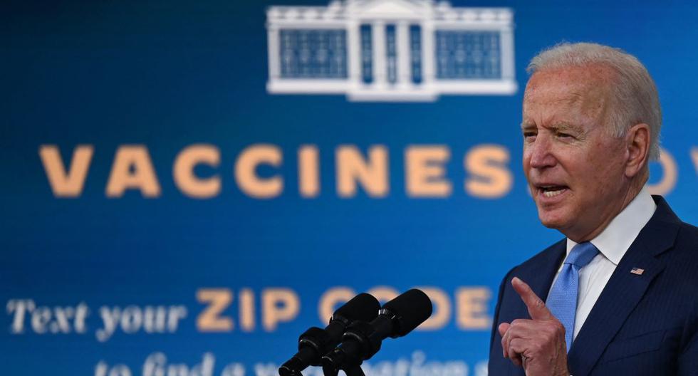 Biden to Order Mandatory Coronavirus Vaccination of all Federal Employees