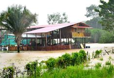 Madre de Dios: piden declaratoria de emergencia por desborde de ríos que inundaron 1.380 viviendas