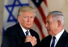 """Netanyahu asegura que el plan de Trump para lograr la paz en Medio Oriente será """"histórico"""""""