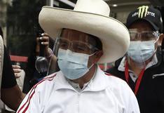 Pedro Castillo: fiscalía dispone abrir investigación preliminar contra el candidato presidencial