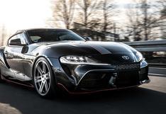 Toyota Supra: llega una edición más extrema gracias a Manhart   FOTOS