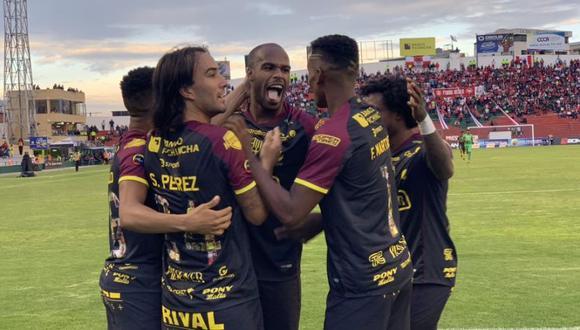 Barcelona SC venció 2-0 a Técnico Universitario por la jornada 14 de la Liga Pro en el estadio Bellavista (Foto: Barcelona de Guayaquil)