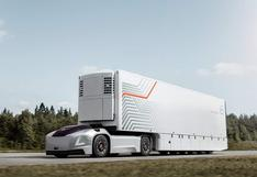 YouTube: Así tomará Volvo el mercado de camiones autónomos y eléctricos