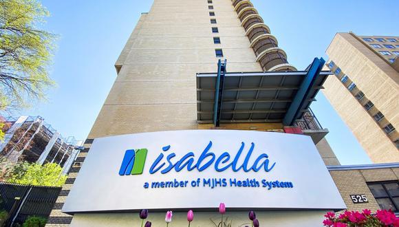 El Isabella Geriatric Center ha reportado 21 muertes por coronavirus. (REUTERS/Eduardo Munoz).