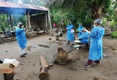 COVID-19: vacunación a comunidades nativas se iniciará el martes 22 en las provincias de Chachapoyas, Bagua y Condorcanqui