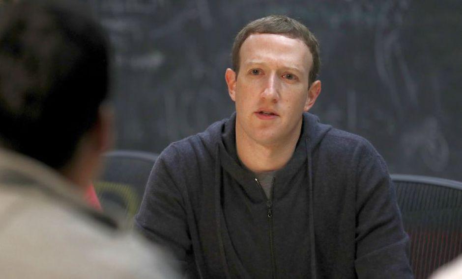 Mark Zuckerberg, el fundador de Facebook,  no comparecerá ante el parlamento británico. (AP)