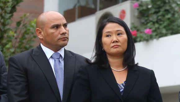 Incluyen a Keiko en investigación por el caso Joaquín Ramírez