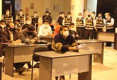 Dictan 18 meses de prisión preventiva para policías acusados de revender droga incautada en operativos