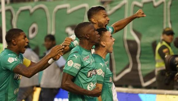 Deportivo Cali derrotó al América y mantiene el invicto en el torneo. (Foto: Agencias)