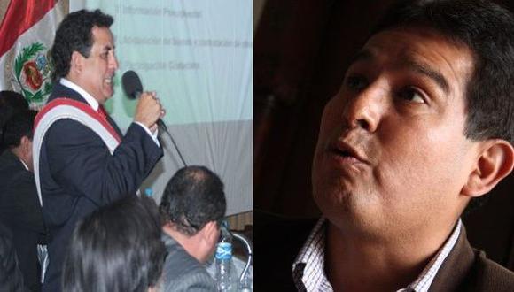 Jaime Antezana fue detenido por denuncia de ex gobernador