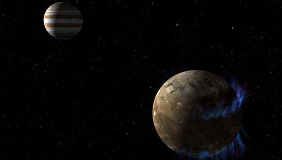 NASA confirma la existencia de un océano en luna de Júpiter
