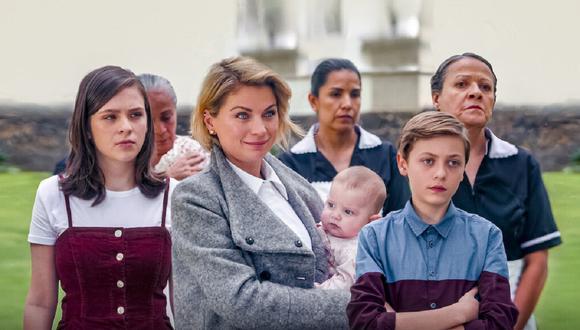 """""""Madre solo hay dos"""" es coprotagonizada por Ludwika Paleta, la recordada 'María Joaquina' de """"Carrusel"""" (Foto: Netflix)"""