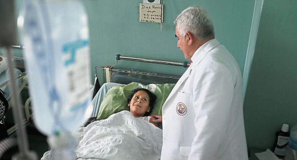 La lucha de Leydi Díaz, madre a prueba de balas [CRÓNICA]