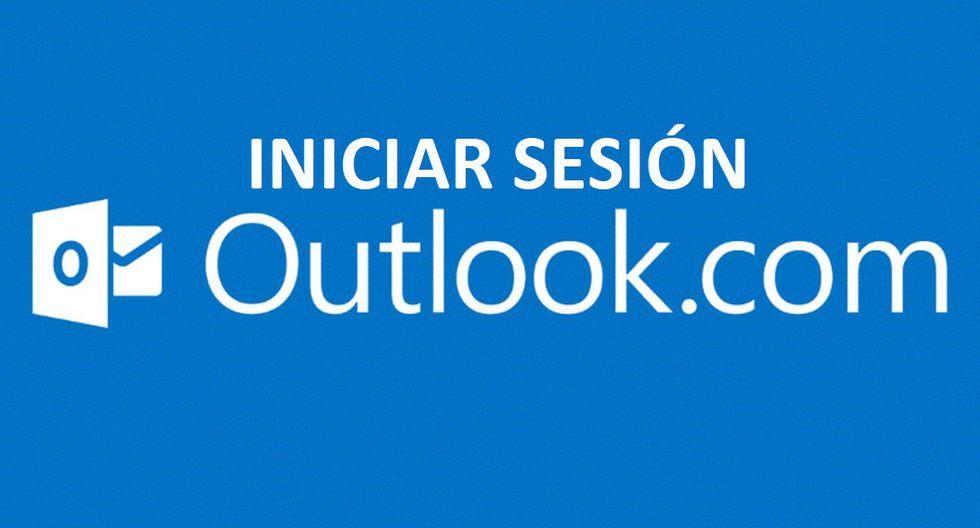 El correo electrónico de Outlook es más sencillo y mucho más rápido que el resto de servicios. (Foto: Outlook)