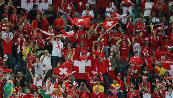 Estadio solo tuvo aforo para el 50% de público. (Foto: AFP)