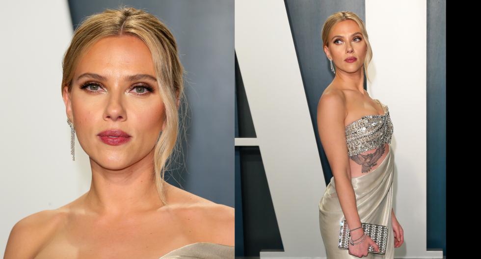 Scarlett Johansson deslumbró a su paso por la alfombra roja de los Oscar 2020. Aunque no se llevó ningún premio a casa por sus actuaciones, sí lo hizo en la elección de su look. Recorre la galería para conocer más detalles. (Foto: AFP)