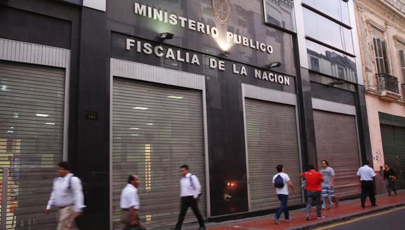 La Fiscalía ya tiene los protocolos para reanudar operaciones cuando se levante el estado de emergencia.