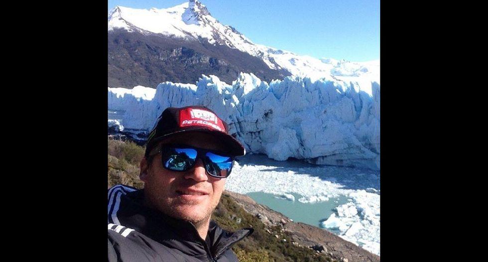 Fuchs empezó su participación en el Rally de los Glaciares - 3
