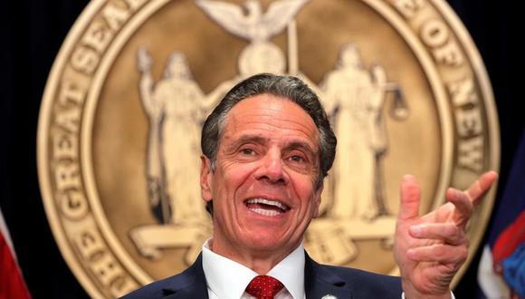El gobernador de Nueva York Andrew Cuomo. (Foto: EFE/EPA/BRENDAN MCDERMID).