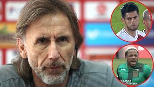 Selección peruana: Ricardo Gareca presentó lista oficial de convocados