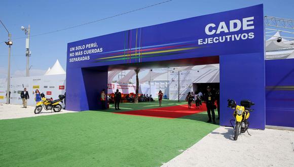 """Esta edición de CADE 2019 ha sido denominada """"Perú: Economía de mercado para todos"""". (Foto: Andina)"""