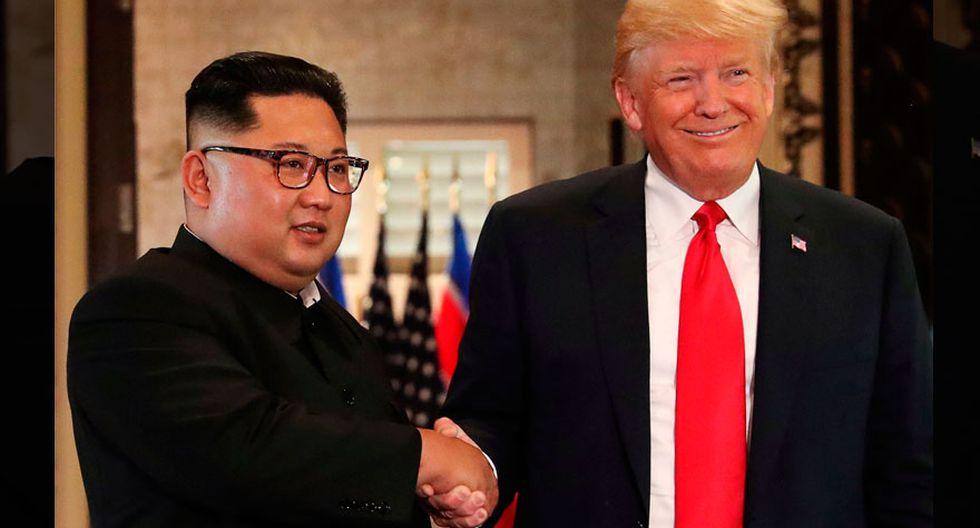 Fuentes diplomáticas no identificadas detallaron al diario surcoreano Chosun Ilbo que Kim transmitió su mensaje en una carta entregada mediante un canal desconocido el viernes pasado. (Reuters)
