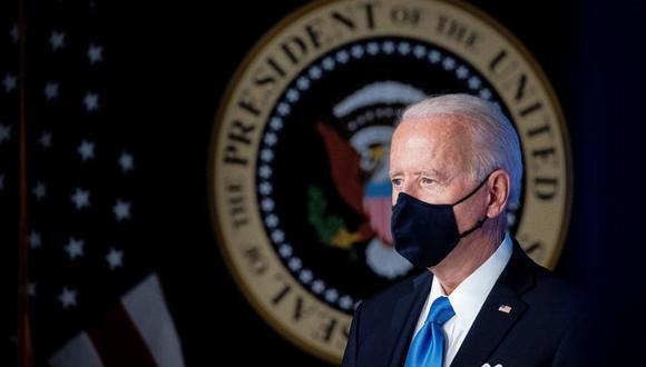 Joe Biden dará asilo a algunos menores centroamericanos frente a auge migratorio hacia Estados Unidos. (EFE/EPA/Al Drago).
