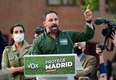 España: Fiscalía denuncia por presunto delito de odio al partido ultraderechista Vox
