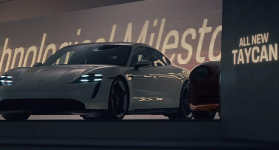 Super Bowl 2020: el comercial de Porsche es muy comentado en distintas redes sociales. (YouTube: Porsche)