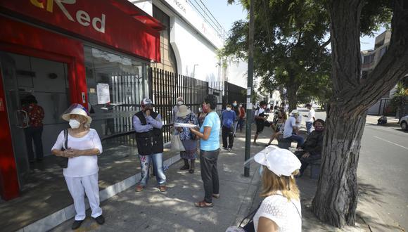 Sepa aquí todos los detalles sobre el cobro del Bono Yanapay Perú de S/ 350. (Foto: Britanie Arroyo / GEC)