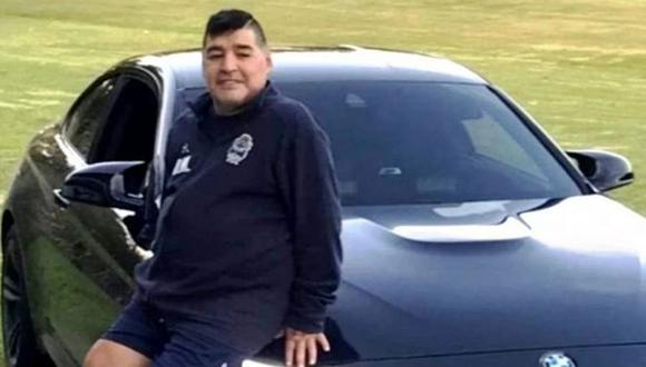 A casi un mes de la muerte de Diego Maradona, la distribución de su herencia recién empieza. (Foto: Facebook)