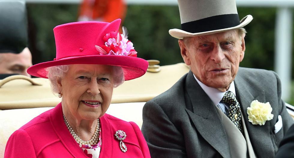 Queen Elizabeth II feels a