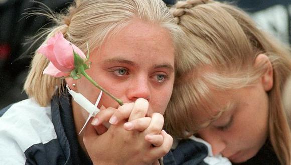 El tiroteo de Columbine ocurrido el 20 de abril de 1999 causó un gran impacto en Estados Unidos. (Foto: AFP)