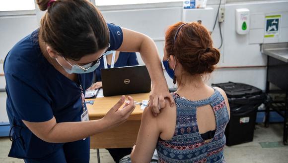 Coronavirus en Chile | Últimas noticias | Último minuto: reporte de infectados y muertos hoy, viernes 5 de marzo de 2021. (Foto: MARTIN BERNETTI / AFP).
