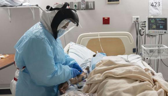 Coronavirus en Estados Unidos | Últimas noticias | Último minuto: reporte de infectados y muertos hoy, sábado 28 de noviembre del 2020 | COVID-19 USA (Foto: Go Nakamura/Getty Images/AFP).