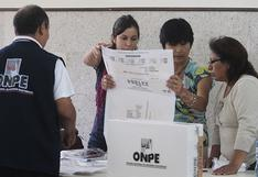 Elecciones 2018: plantean una segunda vuelta para la alcaldía de Lima