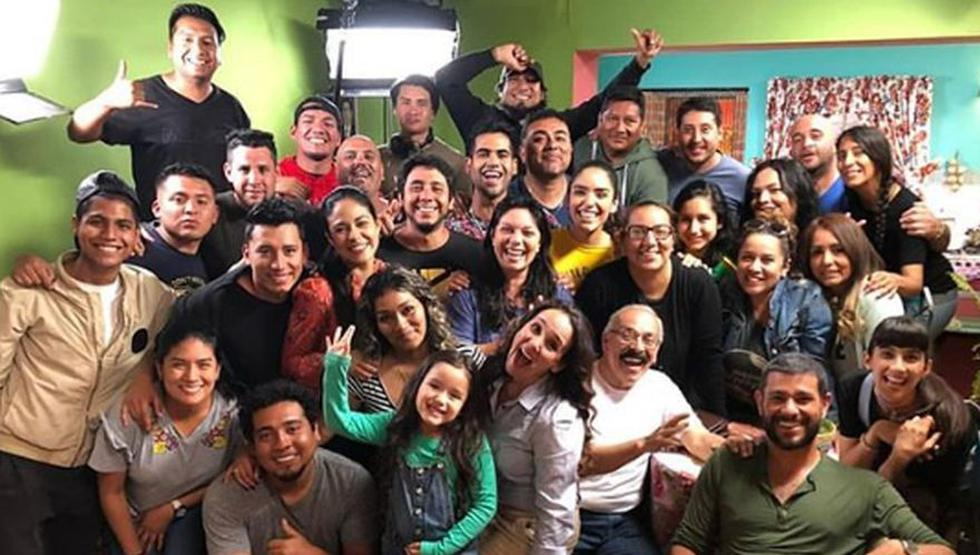 Actores compartieron imágenes del último día de grabación. (Foto: Instagram)
