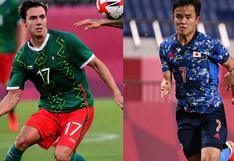 México vs Japón: fecha, horario y canal de TV del partido por el bronce del fútbol masculino en Tokio 2020